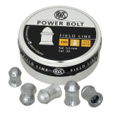 Pelete / alice arma aer comprimat RWS Field Line Power Bolt cal. 5,5 mm - 35 lei