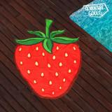 Prosop de Plajă Căpșună Adventure Goods