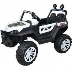 Jeep cu acumulator, RC, suspensii, 4 motoare, 12V