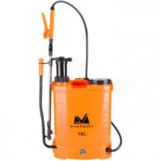 Pompa de stropit cu acumulator - 16L Evotools