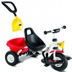 Tricicleta cu maner Puky 2349
