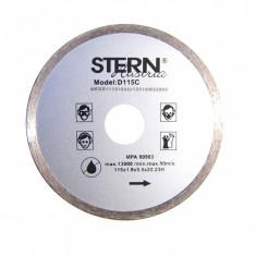 DISC DIAMANTAT CONTINUU (115mm) D115C Autentic HomeTV