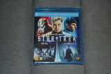 Film: Star Trek / Star Trek Into Darkness / Star Trek Beyond [3 Discuri Blu-Ray], BLU RAY, Engleza, paramount