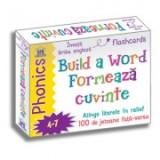 Build a word. Formeaza cuvinte. Jetoane limba engleza - Fran Bromage