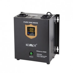 UPS CENTRALE TERMICE SINUS PUR 500W 12V KEMO EuroGoods Quality