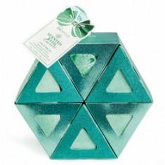 Set cadou IDC Institute Scented Emerald, 6 piese