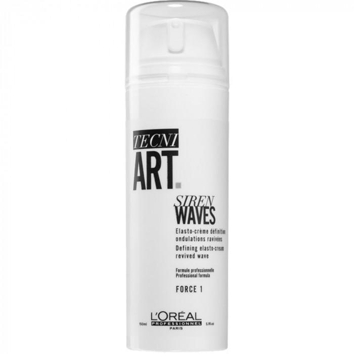 Professionnel Tecniart Hollywood Waves Siren Waves Crema de par Unisex 150 ml