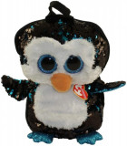 Cumpara ieftin Rucsac De Plus Ty Cu Paiete Pinguinul Waddles