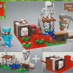Set tip Lego , MineCraft 73 piese
