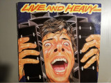 Live And Heavy – Selectii Rock (1981/Nems/England) - Vinil/Impecabil