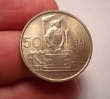 50 bani 1956 UNC