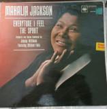 VINIL Mahalia Jackson – Everytime I Feel The Spirit - VG+ -
