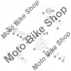 MBS Pana 5X6,5 HARDED KTM 125 EXC CHAMPION EDITION Europe 2010 #23, Cod Produs: 6946005KT