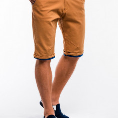 Pantaloni scurti barbati - W150-camel, L, M, S, XL, XXL