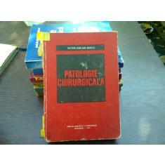 PATOLOGIE CHIRURGICALA - VICTOR EMILIAN BANCU