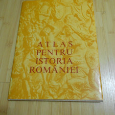 ARDELEANU ION--ATLAS PENTRU ISTORIA ROMANIEI