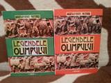 LEGENDELE OLIMPULUI-ALEXANDRU MITRU (2 VOL) EDITIE CARTONATA