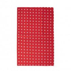 Kitchen towel 45x70 cm - polka dots model 100% cotton