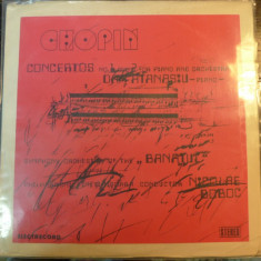 "Chopin -  ""Banatul"" Philharmonic din Timișoara  Electrecord  2 × Vinyl 1983"