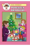 Povestea Bradului - H.Ch. Andersen - Carte De Colorat