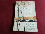 NICOLAE TAUTU - CAND AU PLECAT COCORII