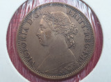 Farthing 1882   // moneda din imagine //C1, Europa