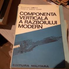Componenta verticala a razboiului modern – Ioan Rus, Aureliu Cioaba