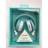 Casti audio Bluetooth 4.2, Bass, piele, Microfon, Casti On Ear, Acme