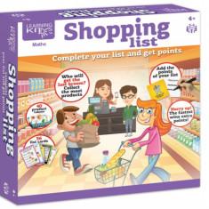 Joc interactiv - Lista de cumparaturi PlayLearn Toys