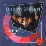 Vinil Duran Duran – Arena   (VG)