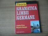Linette Price, Marjorie Semple - Gramatica limbii germane