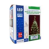 Instalatie luminoasa cu LED-uri micro, de exterior 250 led alb rece, Home ML 250/WH Mania Tools