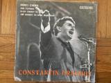 "constantin draghici merci cherie trei cuvinte single 7"" disc vinyl muzica usoara"