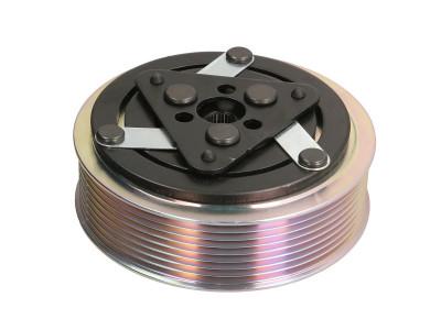 Fulie ambreiaj compresor AC clima (SANDEN SD7H15 24V 8PK 120mm) foto