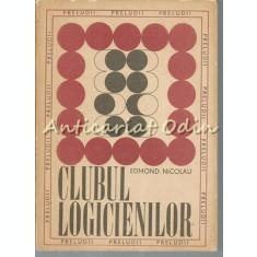 Clubul Logicienilor - Edmond Nicolau
