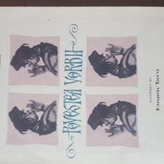 Povestea Vorbii Anton pann 1958