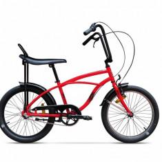 Bicicleta STRADA MINI ROSU BOMBOANA 2017
