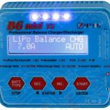 Incarcator original HTRC Imax B6 mini V2 80W 7A Balance Charge LiIon