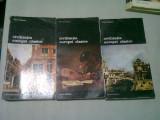 Civilizatia europei clasice , Pierre Chaunu , 1989 , trei volume