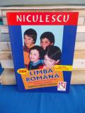 ION POPA - LIMBA ROMANA : GRAMATICA PENTRU GIMNAZIU , LICEU SI ADMITERE , 2004