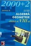 Algebra geometrie clasa VIII-a