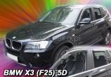 Paravant auto BMW X3 (F25), 2012- , set fata si spate Set fata si spate - 4 buc., Heko