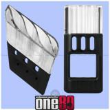 Toc dart SOLIBOX negru 1 buc. ONE80