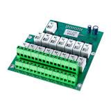 Modul extensie 16 iesiri releu pentru centrala FS5200 - UNIPOS