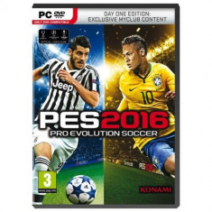 Pro Evolution Soccer 2016 D1 Edition PC