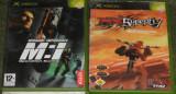 jocuri/joc xbox Mission Impossible si MX Superfly 25 lei bucata