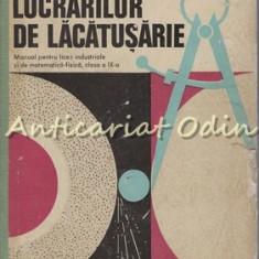 Tehnologia Lucrarilor De Lacatusarie - Emil Ariesan, Gheorghe Peptea