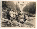 B2071 Militari romani si civili Valea Cernei Baile Herculane 1935