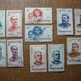 MADAGASCAR 1946, Stampilat