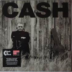 Johnny Cash American II: Unchained HQ LP (vinyl)